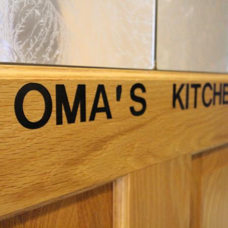Oma's Kitchen
