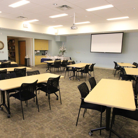 Salem Home Nursing - Education Room
