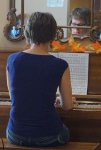 Immediate Volunteer Needs - Pianist