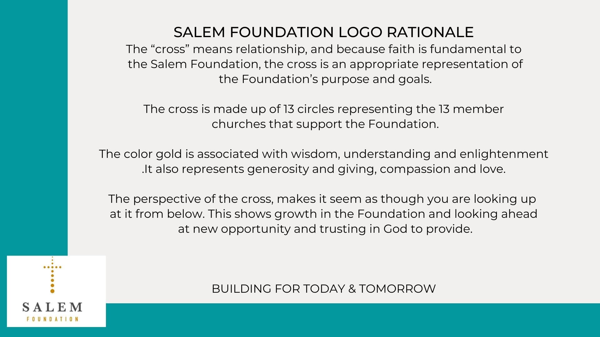 history of Salem Foundation